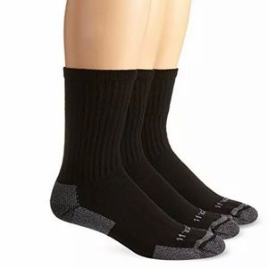 Carharrt Men's All Season Socks 3-PACK